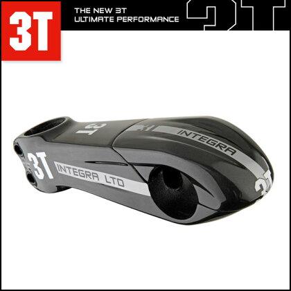 3TINTEGRALTD【ステム】【STEM】【ロード用】【スリーティー】【クランプ計:31.8mm】