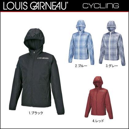 2014ルイガノフーディウィンドジャケット【LOUISGARNEAU】【撥水加工】
