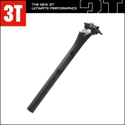 3T(スリーティー)シートポストスタイラス0LTDステルスSTYLUS0LTDSTEALTH【自転車用】