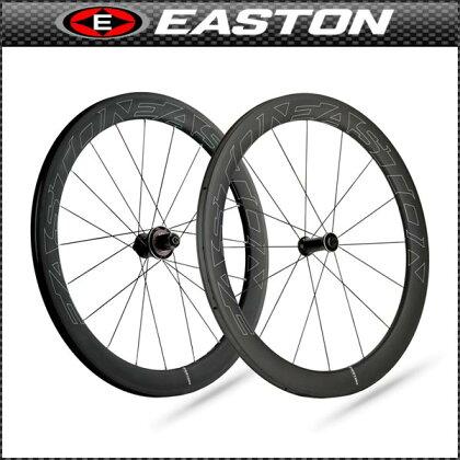 EASTON(イーストン)EC90AERO55チューブラーホイールフロント【700C】【ロード用】【カーボン】【ホイール】【自転車用】