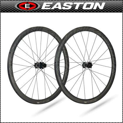 EASTON(イーストン)EC90SLDiscチューブラーホイールフロント【700C】【ロード用】【カーボン】【ホイール】【自転車用】