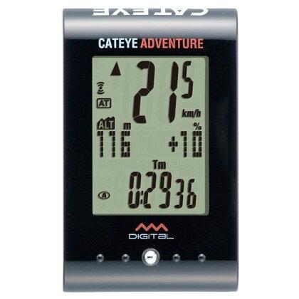 CATEYE(キャットアイ)CC-AT200WADVENTURE[アドベンチャー]高度、傾斜が分かる山向けメーター