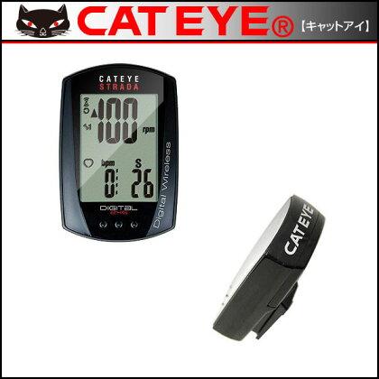 CATEYE(キャットアイ)CC-RD410DWストラーダデジタルワイヤレス