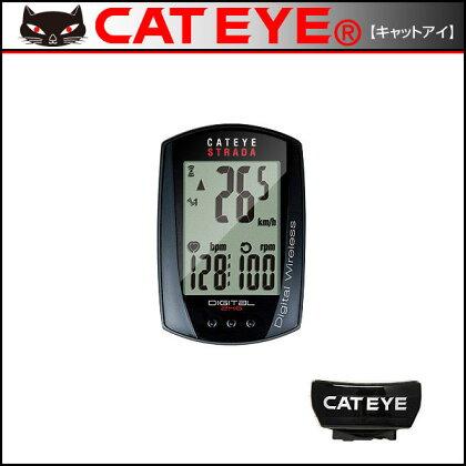 CATEYE(キャットアイ)CC-RD430DWストラーダデジタルワイヤレス