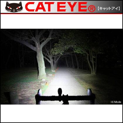 キャットアイHL-EL471RC(VOLT800)USB充電式ライト【フロント用】【800ルーメン】【CATEYE】