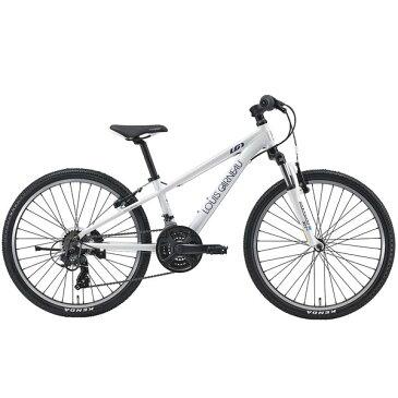 ルイガノ J24 LG WHITE 24インチ 子供用自転車 LOUIS GARNEAU J24