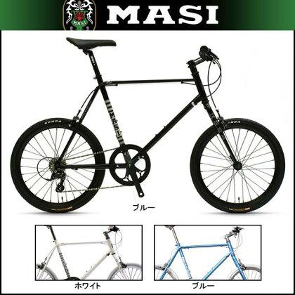 マジィミニベロウノライザー/MINIVELOUNORISER【ミニベロ/小径車】【MASI/マジー】
