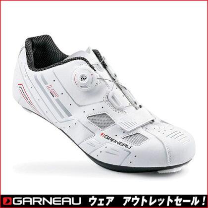 【Garneauアウトレット】LOUISGARNEAU(ルイガノ)W`SLS-100SHOES37019WHITE【女性用】【シューズ】