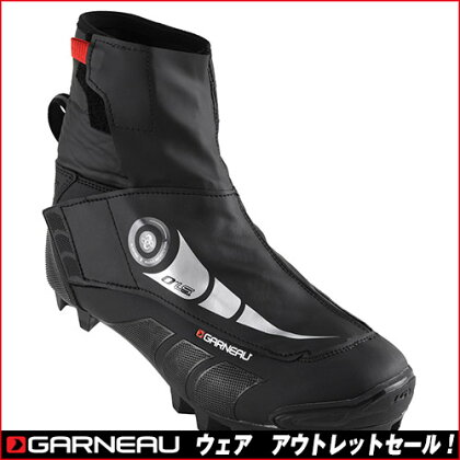 【Garneauアウトレット】LOUISGARNEAU(ルイガノ)0LS-10042/BLACK【シューズカバー】