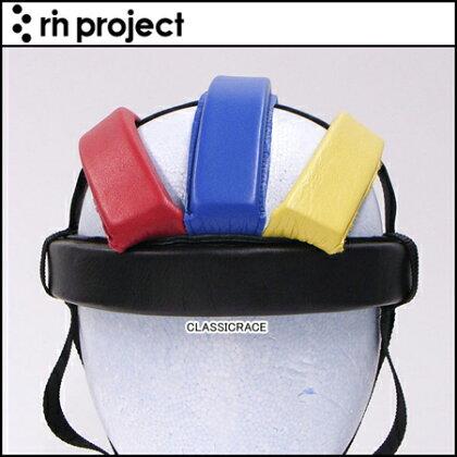 リンプロジェクトカスクレザー(本革)東京産頭部プロテクター折り畳み可能【rinproject】