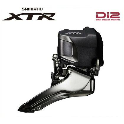 SHIMANOシマノXTRDi2フロントディレイラーFD-M90702X11/34-38T(2015年2月発売予定)