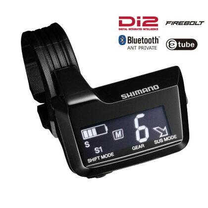 SHIMANONewDeoreXT(Di2)システムインフォメーションディスプレー3ポートBluetooth対応【シマノ】