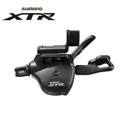 シマノXTRシフトレバーSL-M9000-I左レバーのみ11S【SHIMANOXTR】