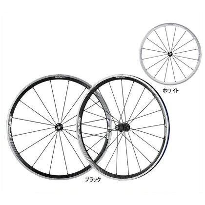 SHIMANO(シマノ)クリンチャーホイールWH-RS330前後セットブラック【ロード用ホイール】【自転車用】