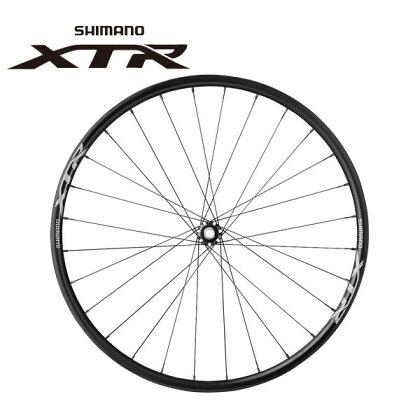 シマノXTRホイールWH-M9000TLフロント15mmEスルー27.5(650B)/29インチW/B【SHIMANOXTR】