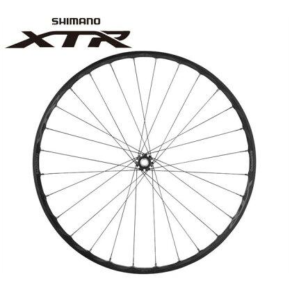 シマノXTRホイールWH-M9020TLフロント15mmEスルー27.5(650B)/29インチW/B【SHIMANOXTR】