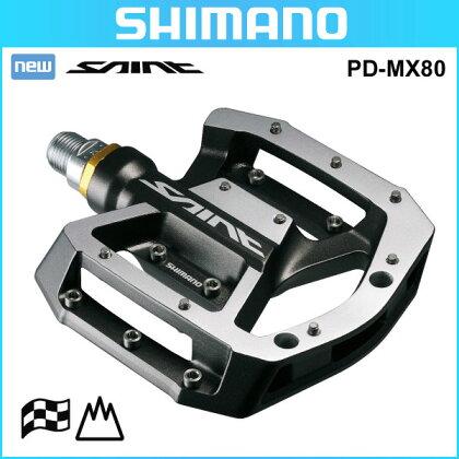 PD-MX80SAINT/SHIMANOシマノフラットペダル【マウンテン】【自転車】