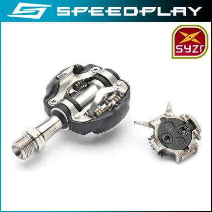 スピードプレイシザー(オフロード用ビンディングペダル)/SyzrOff-RoadRacerPedal【SPEEDPLAY】