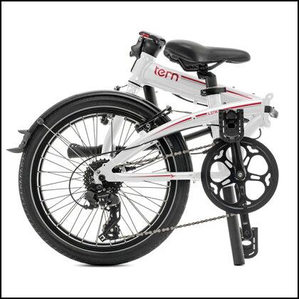 ターンLinkC8/リンクC8【折りたたみ(折り畳み)自転車】【街乗り】【TERN】【02P07Feb16】