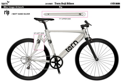 TernクロスバイクRip(リップ)【クロスバイク】【ターン】【運動/健康/美容】