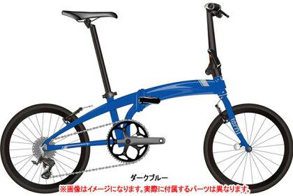 Tern折りたたみ自転車VergeD9(ヴァージュD9)【折りたたみ自転車】