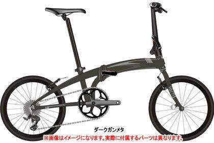 Tern折りたたみ自転車VergeD9(ヴァージュD9)【折りたたみ自転車】【ターン】【運動/健康/美容】