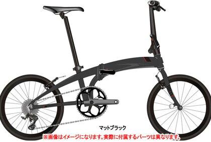 ターンVergeN8/ヴァージュN8【折りたたみ(折り畳み)自転車】【街乗り】【TERN】