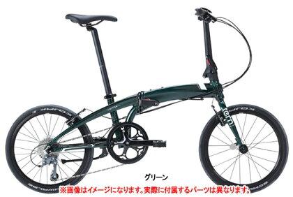 Tern折りたたみ自転車VergeN8(ヴァージュN8)【折りたたみ自転車】【ターン】【運動/健康/美容】