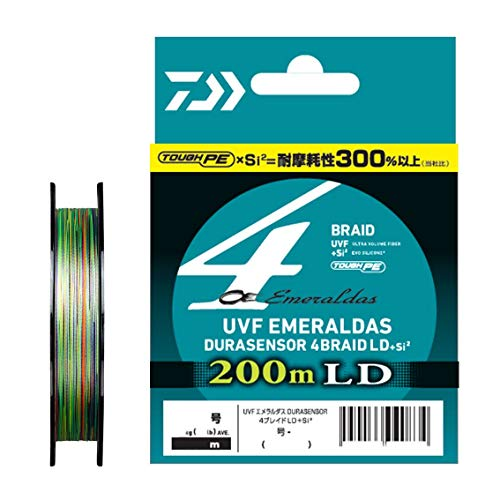 カーテン・ブラインド, アコーディオンカーテン (DAIWA) UVF DURAX4 LD Si2 200m 0.6 (10lb)