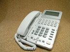 【中古】NTT ビジネスホン/ビジネスフォン GX-24STEL(2)(W) GXスター用24ボタン電話機 美品 GXシリーズ 業務用電話機