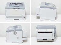 【】レーザープリンターリコーIPSiOSP6330【カウンタ45030】☆両面ユニット付き