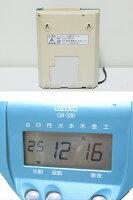 【】電子タイムレコーダーセイコープレシジョンQR-330
