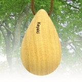 MOKURIN(もくりん):けやき 【やわらかい音が響く、木の鈴のアクセサリー】 【飛騨高山 オークヴィレッジ・Oak Village】