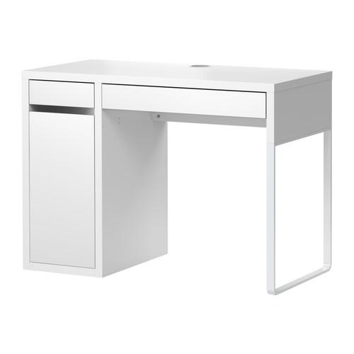 IKEA MICKE イケア ミッケ デスク ホワイト 机 803.542.76の写真