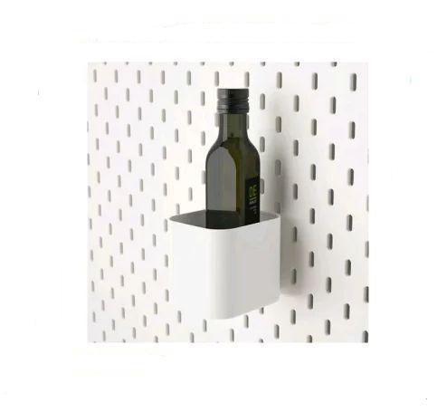 IKEA SKADIS スコーディス小物入れ, ホワイト403.207.97【メール便不可】