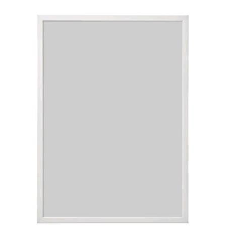 IKEA FISKBO フィスクボー フレーム, 50×70cm ホワイト803.004.72