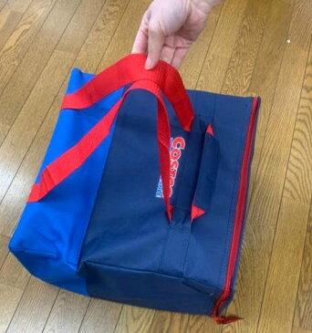 NEW コストコ オリジナル クーラー バッグ《ブルー》 BOX・リュックタイプ 42L 【メール便不可】