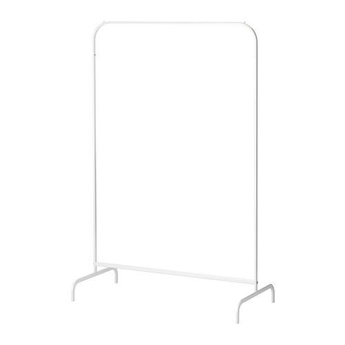 【送料無料!!】IKEA MULIG イケア 洋服ラック ホワイト 801.794.33