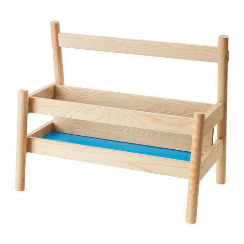 IKEA FLISAT イケア ブックディスプレイ マガジンラック 002.969.64