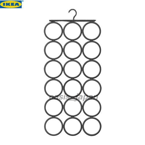 イケア IKEA KOMPLEMENT マルチユースハンガー グレー 603.273.40 【メール便不可】