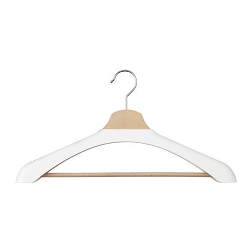 イケア ブメラング IKEA BUMERANG ハンガー用ショルダーシェイパー ホワイト 902.932.73 【メール便不可】