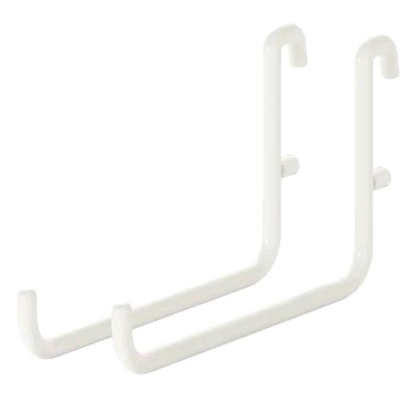IKEA SKADIS スコーディスフック, ホワイト303.356.19【メール便不可】
