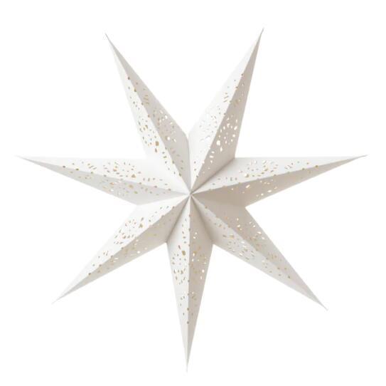 【クリスマス直前‼値下げしました‼】IKEA イケア クリスマス STRÅLA ストローラランプシェード, レース ホワイト70 cm704.740.81