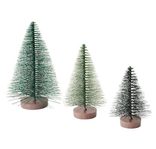 【クリスマス直前‼値下げしました‼】【NEW】IKEA イケアVINTER 2020 ヴィンテル 2020デコレーション3点セット, クリスマスツリー グリーン104.668.14