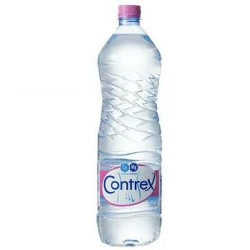 コントレックス ミネラルウォーター 天然水 硬水 1.5L x12本 contrex