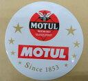 MOTUL CLASSIC OIL ステッカー