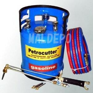 ヨコカワコーポレーション 無加圧式ガソリン・酸素溶断トーチ ペトロカッター 標準型セット T10...