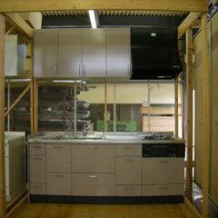 キッチン 流し 台所 ナス ナスラック ナスラック システムキッチンベルフラワー2700左シン...