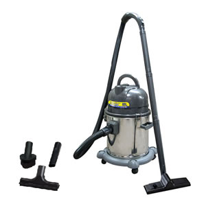 ステンレスバキュームクリーナー 乾湿両用型&ブロア掃除機 VAC-2500S EXCELLENT KOBO