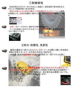 ラージケースフォームなし(ミリタリーケース・プロテクターケース)1140×643×419mmブラック1780NFBK